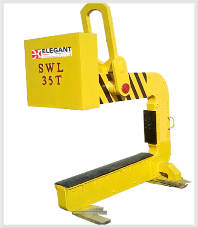 Coil Grab Slab Tong And C Hook For Coil Lifting Elegant
